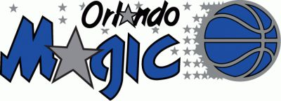 Orlando Magic original logo 1989-1999