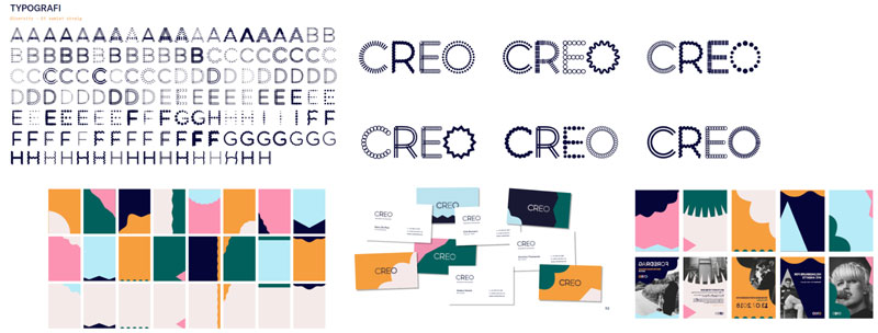 Creo visual identities