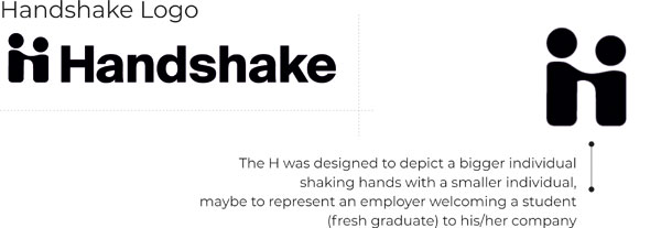 Handshake logo key point